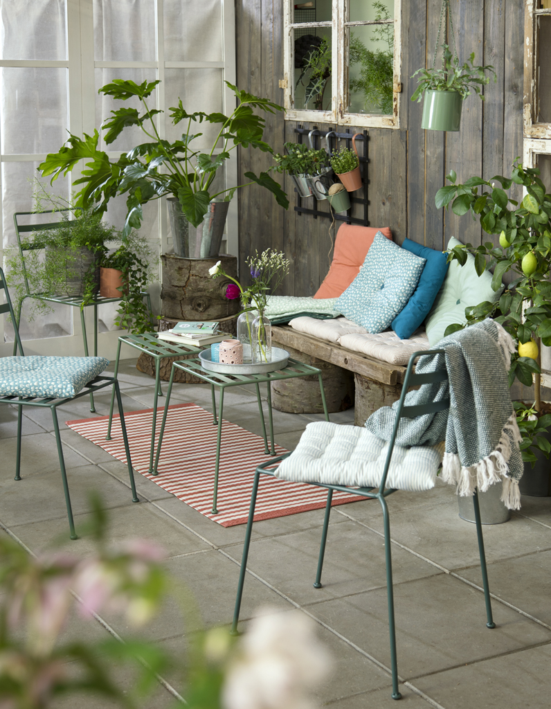 Idee decoration terrasse id es de for Idee terrasse design