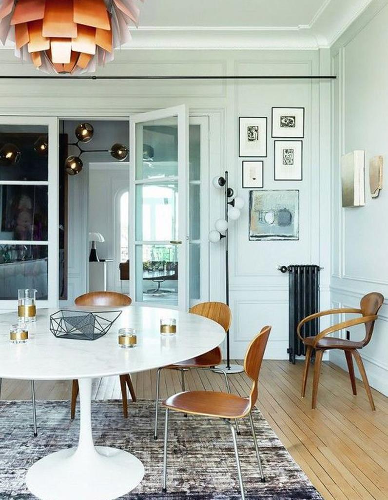 d coration murale 30 id es d co pour mettre en valeurs vos photos elle d coration. Black Bedroom Furniture Sets. Home Design Ideas