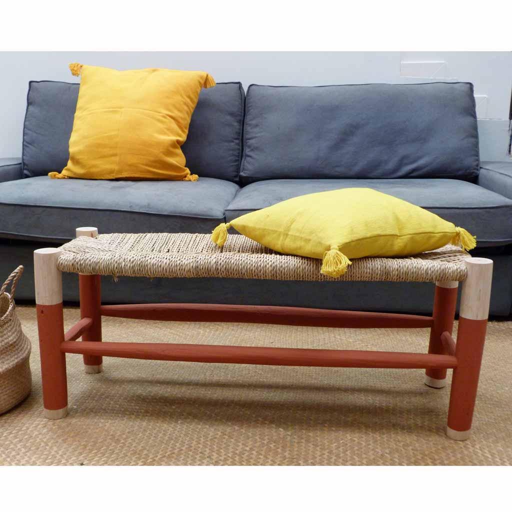 banc en bois le banc l 39 assise tendance qui remplace la. Black Bedroom Furniture Sets. Home Design Ideas