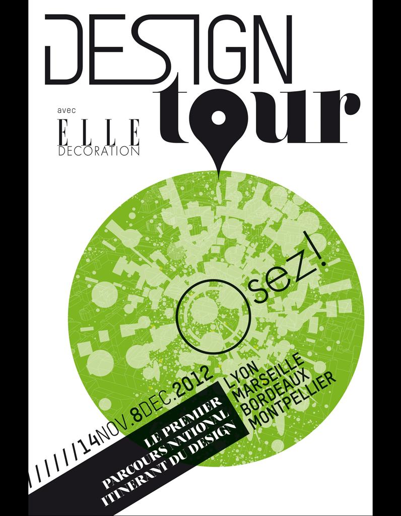 Design Tour Le Premier V Nement Itin Rant En R Gion