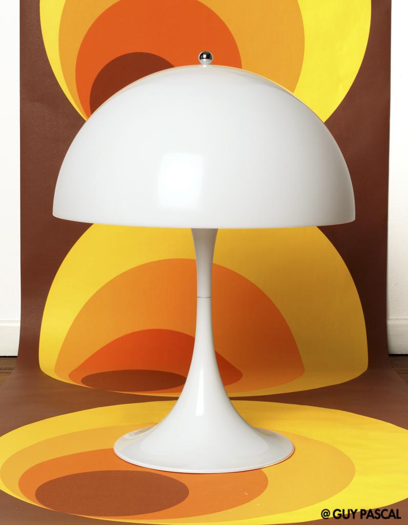 l esprit seventies elle d coration. Black Bedroom Furniture Sets. Home Design Ideas