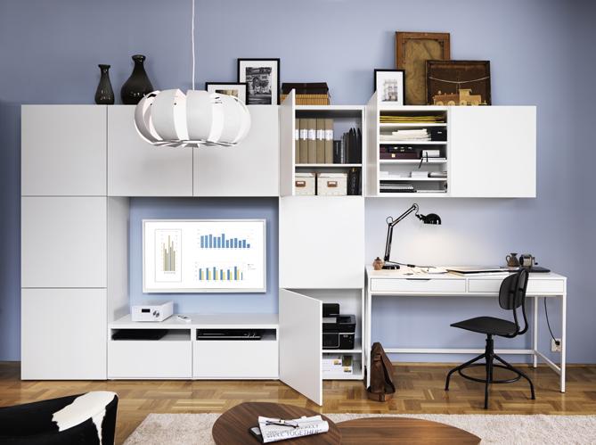 l 39 inspiration du jour un avant go t du catalogue ikea 2017 elle d coration. Black Bedroom Furniture Sets. Home Design Ideas