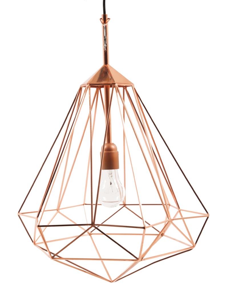 le retour du cuivre dans la d co elle d coration. Black Bedroom Furniture Sets. Home Design Ideas