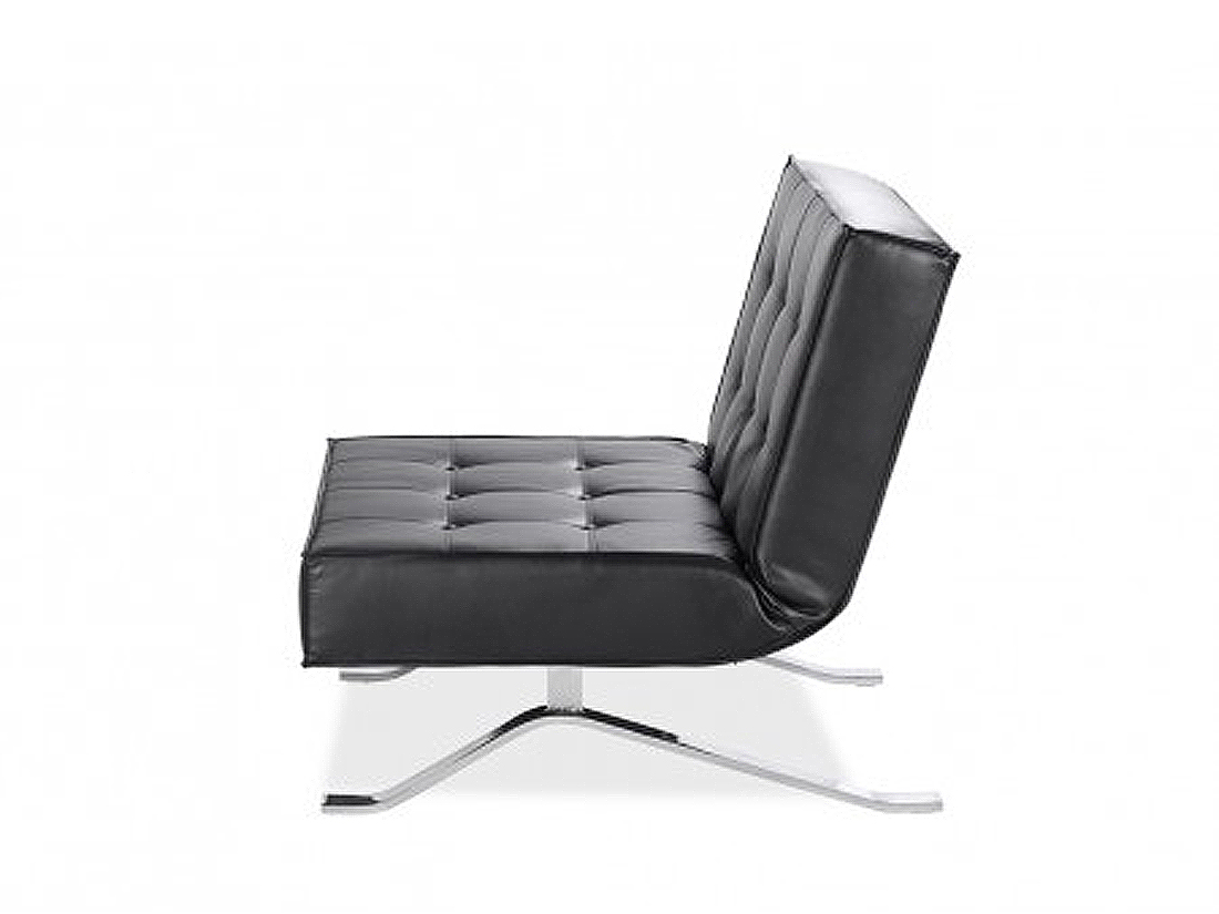 pièce de designer : l'alternative en moins cher - elle décoration - Chaise Barcelona Pas Cher