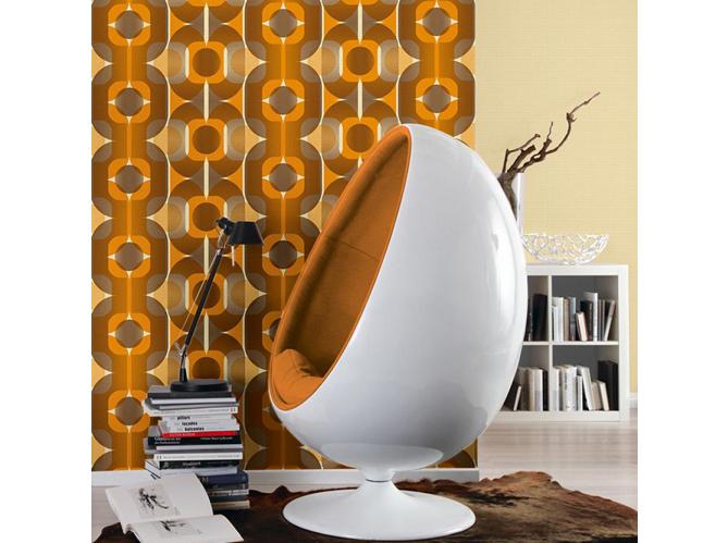 tendance vive les ann es 70 elle d coration. Black Bedroom Furniture Sets. Home Design Ideas