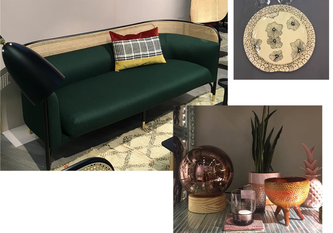 maison et objet les tendances d co rep r es au salon maison objet elle d coration. Black Bedroom Furniture Sets. Home Design Ideas