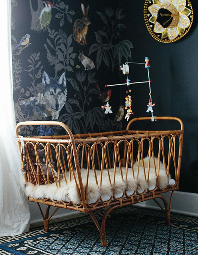 chambre de b b 25 id es pour un gar on elle d coration. Black Bedroom Furniture Sets. Home Design Ideas