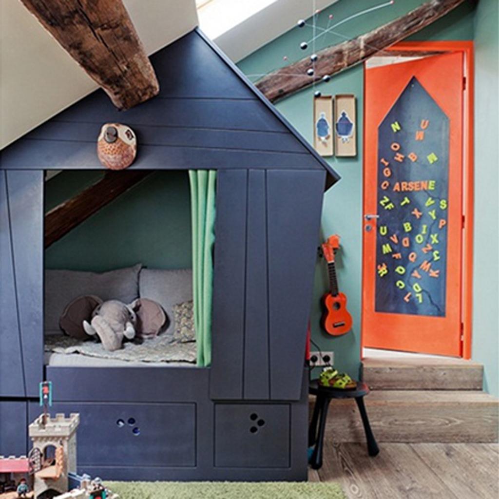 15 jolies chambres d'enfants à copier !   elle décoration