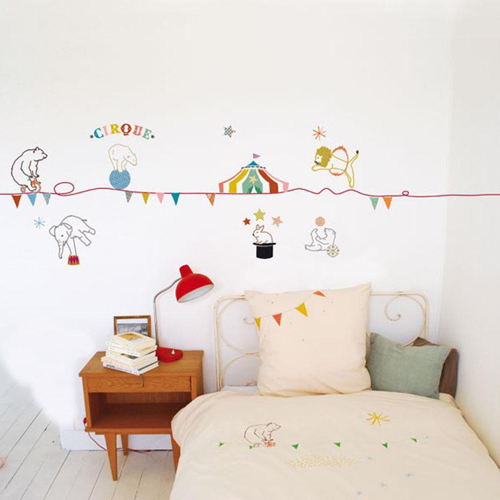 15 jolies chambres d 39 enfants copier elle d coration for Ambiance chambre enfant