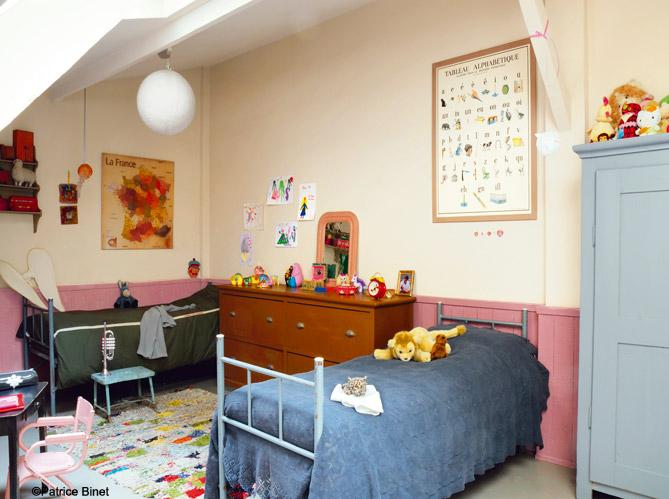 Les 30 plus belles chambres de petites filles elle for Petite chambre enfant