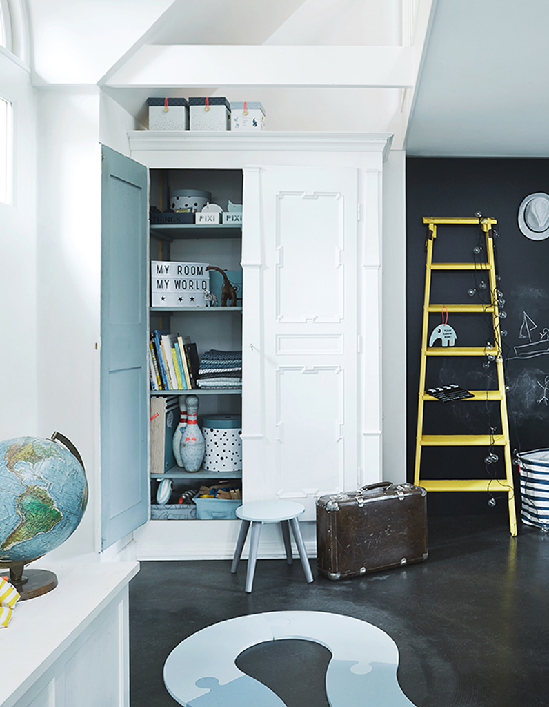 peinture chambre enfant nos id es pleines de style elle d coration. Black Bedroom Furniture Sets. Home Design Ideas