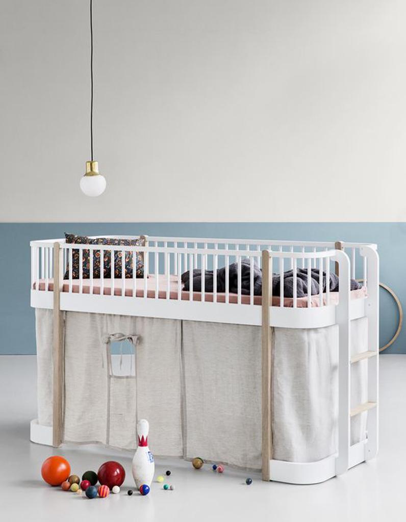 craquez pour un lit cabane dans la chambre d 39 enfant elle. Black Bedroom Furniture Sets. Home Design Ideas