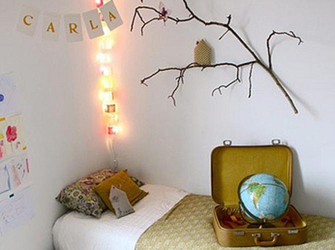 15 id es pour relooker une chambre d 39 enfant sans se ruiner - Cree sa chambre ...