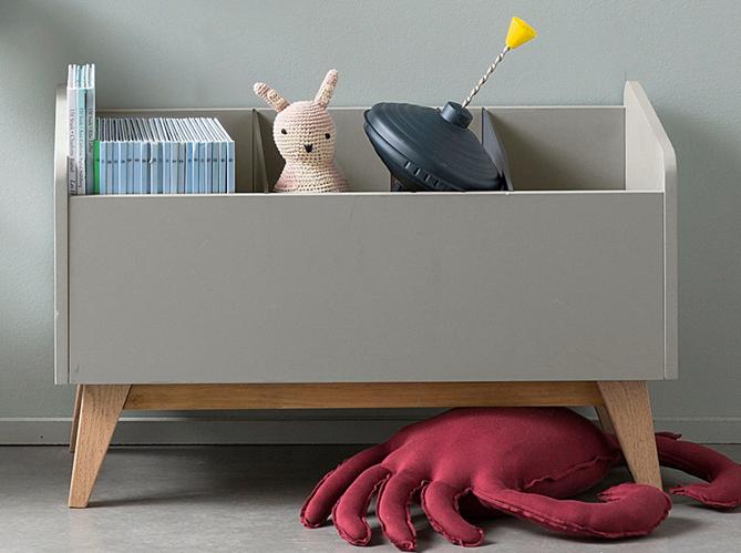 chambre de b b je shoppe quoi pour un style vintage elle d coration. Black Bedroom Furniture Sets. Home Design Ideas
