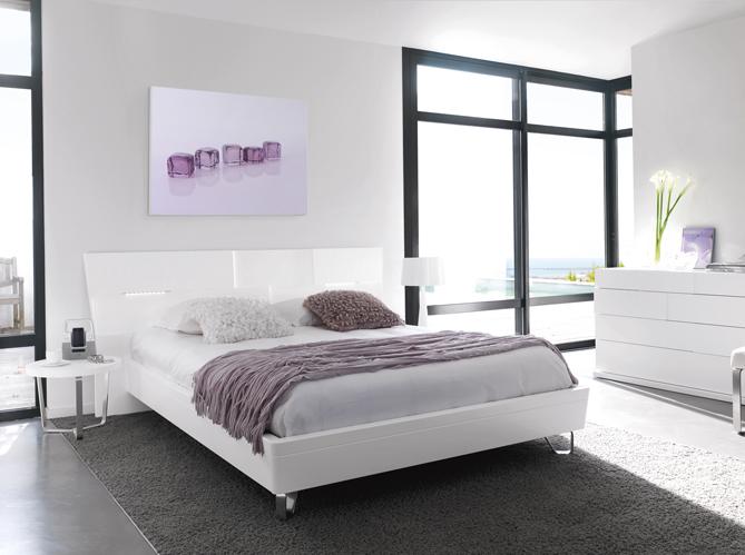 Craquez pour une chambre design elle d coration for Chambre adulte complete design