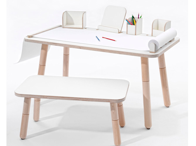 des meubles volutifs ultra cr atifs elle d coration. Black Bedroom Furniture Sets. Home Design Ideas
