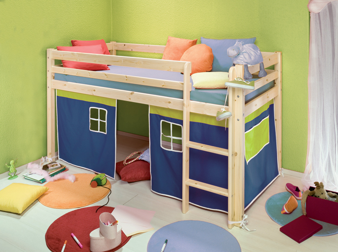 enfants une d co fun et color e pour s 39 amuser elle. Black Bedroom Furniture Sets. Home Design Ideas