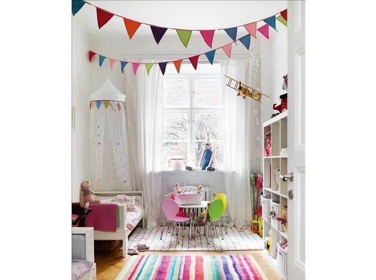 Chambre d\'enfant : faites le plein d\'idées déco - Elle Décoration