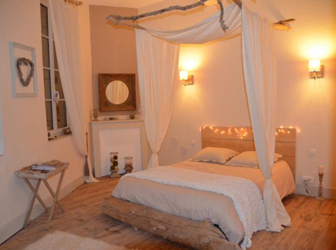 Les plus belles chambres de nos internautes elle d coration - Les plus belles renovations de maisons ...