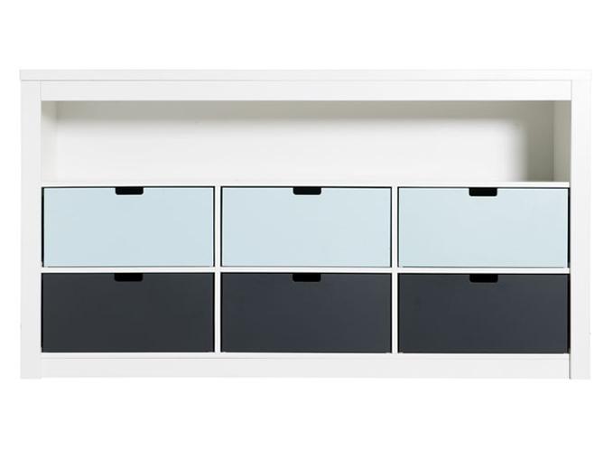 Meuble de rangement pour enfant maison design for Meuble bas de rangement pour chambre