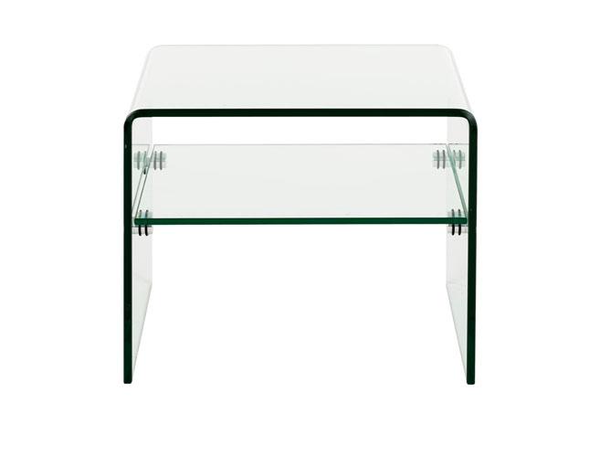 50 tables de chevet pour tous les styles elle d coration - Table de television en verre ...