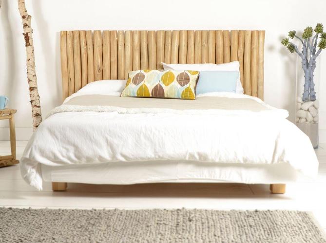 Lit En Bois Classique : Têtes de lit pour tous les styles elle décoration