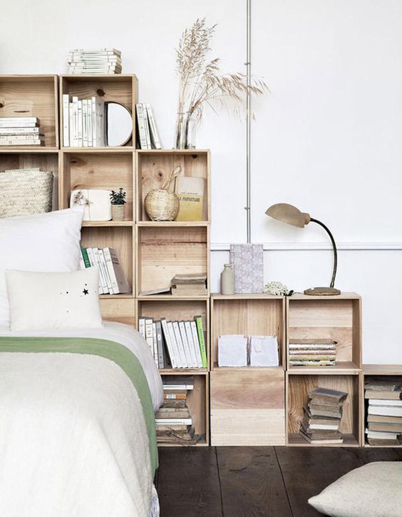 Idee Deco tete de lit a faire soi meme : Tête de lit : 25 têtes de lit pour tous les styles - Elle Décoration
