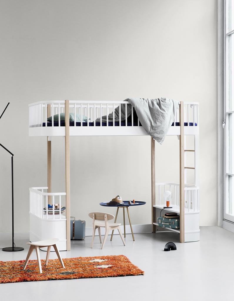 60 lits mezzanine pour gagner de la place elle d coration - Lit mezzanine pour studio ...