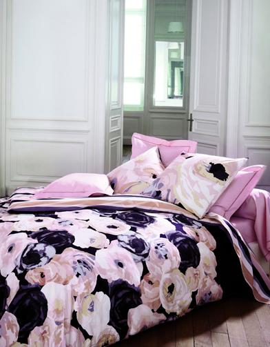 Linge de maison 50 pi ces ne pas manquer elle d coration - Sonia rykiel linge de lit ...