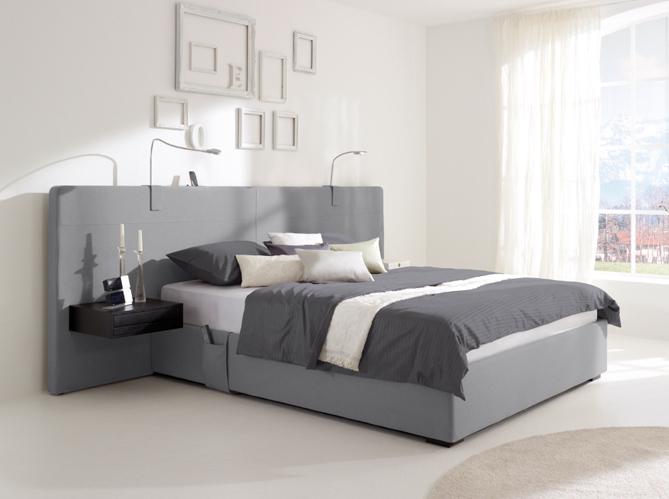 20 lits design pour une chambre moderne elle d coration for Chambre lit design