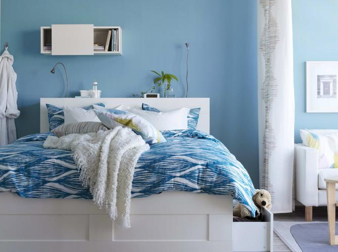 une nouvelle housse de couette pour la rentr e elle d coration. Black Bedroom Furniture Sets. Home Design Ideas