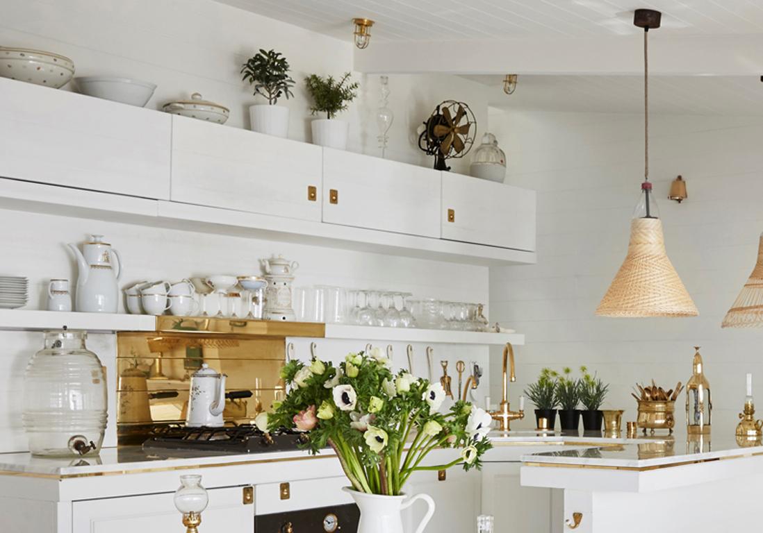 Free investissez la place audessus de vos meubles with for Decoration des petites cuisines