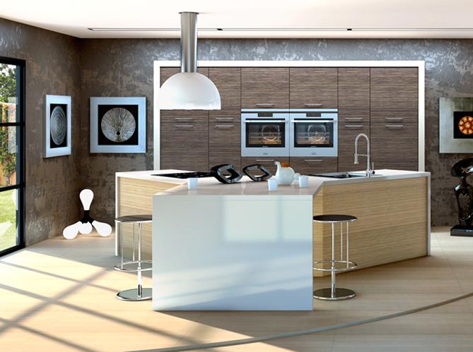 craquez pour une cuisine originale elle d coration. Black Bedroom Furniture Sets. Home Design Ideas