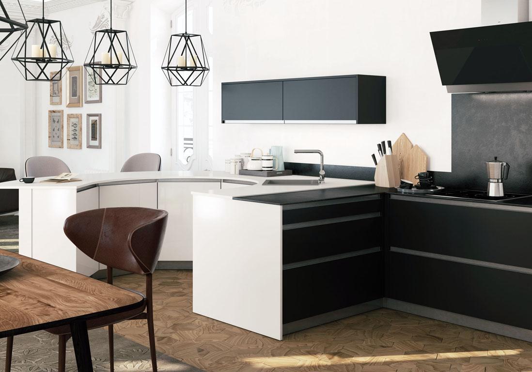 cuisine am nag e nos meilleures id es d 39 am nagements de. Black Bedroom Furniture Sets. Home Design Ideas