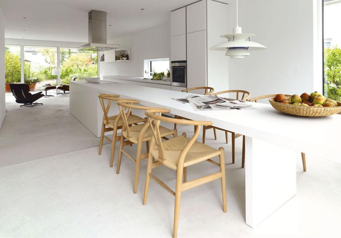 Cuisine am ricaine optez pour un espace de vie convivial for Decoration de cuisine 2013