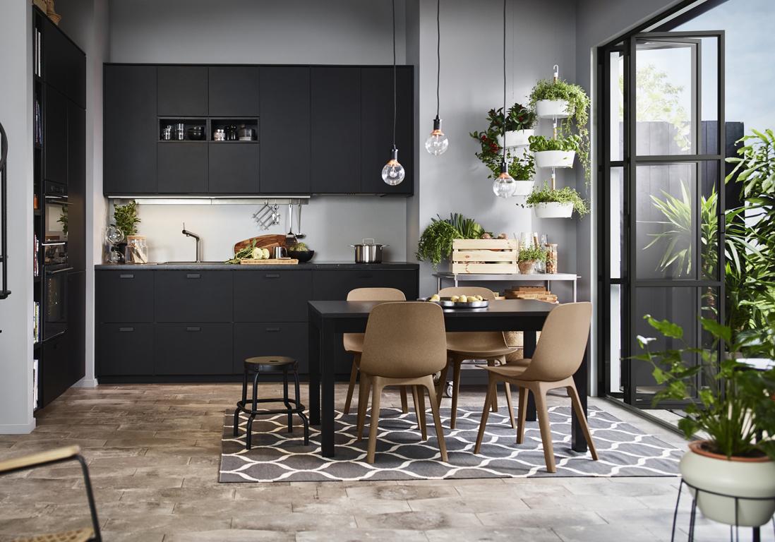 Armoire De Rangement Cuisine Ikea ~ Deco Ikea Cuisine Lustre Ikea Cuisine Beautiful Billot Ikea Gallery