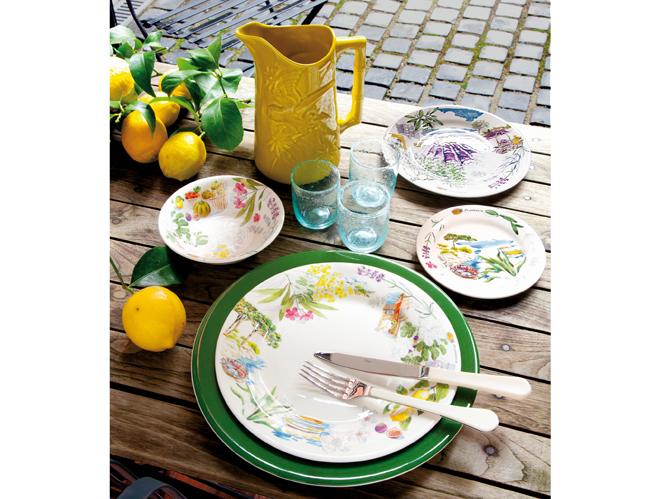 Comment r ussir une d co de table champ tre elle d coration - Decoration table champetre jardin la rochelle ...