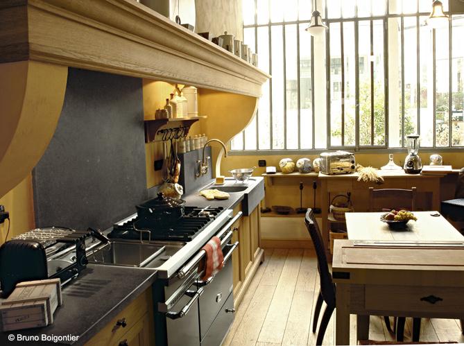 50 cuisines style campagne elle d coration - Cuisine ancienne ...
