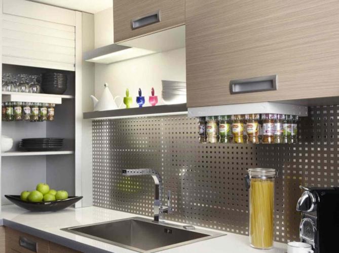 20 ustensiles pratiques pour gagner de la place en cuisine - Accessoires de cuisine design ...