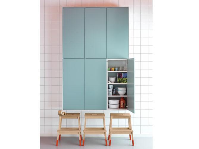 30 meubles de cuisine pour faire le plein de rangements elle d coration - Ikea element mural cuisine ...