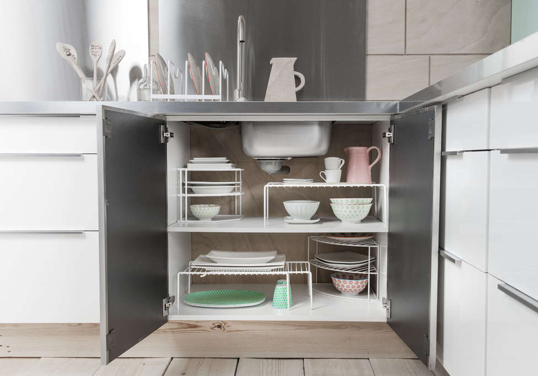 Les placards de cuisine les plus pratiques ce sont eux for Etagere pour meuble cuisine