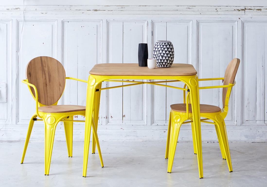 D couvrez les plus belles tables de cuisine du moment for Table cuisine design