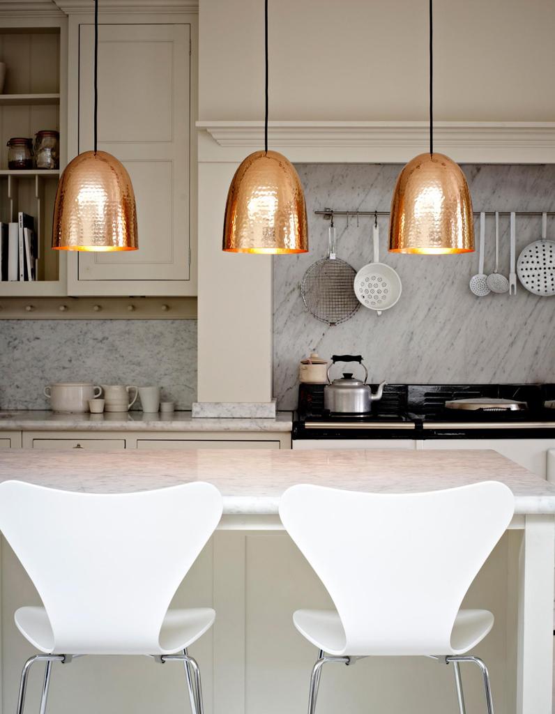 Nos Idées Décoration Pour La Cuisine Elle Décoration - Meuble haut cuisine 3 portes pour idees de deco de cuisine