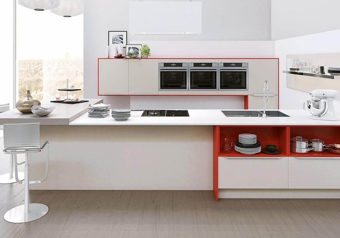 Nos id es d coration pour la cuisine elle d coration - Deco cuisine couleur ...