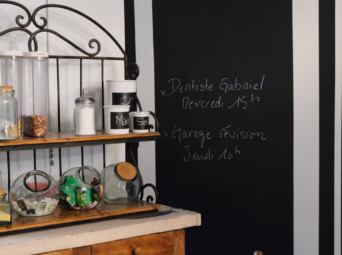 peinture pour la cuisine mode d 39 emploi elle d coration. Black Bedroom Furniture Sets. Home Design Ideas