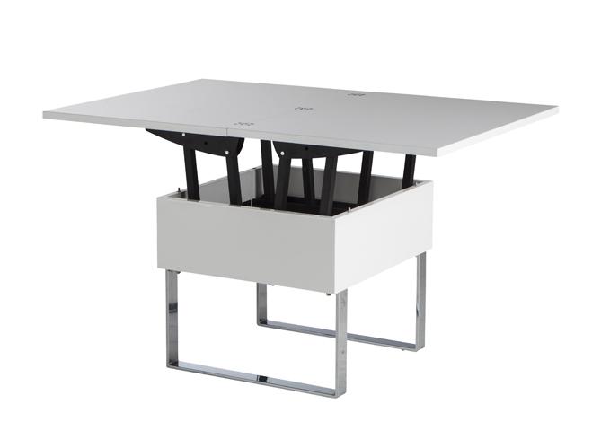 Gagnez de la place avec des meubles modulables elle d coration - Table cuisine modulable ...