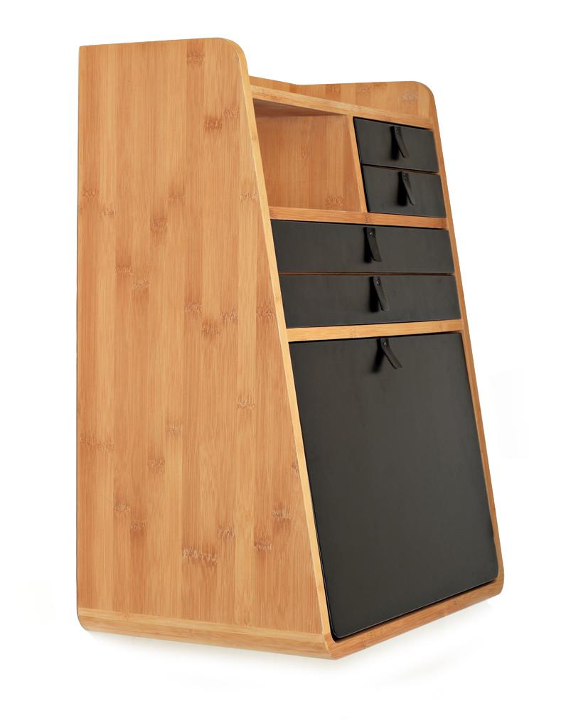 Gain de place 30 meubles astucieux elle d coration - Secretaire meuble design ...