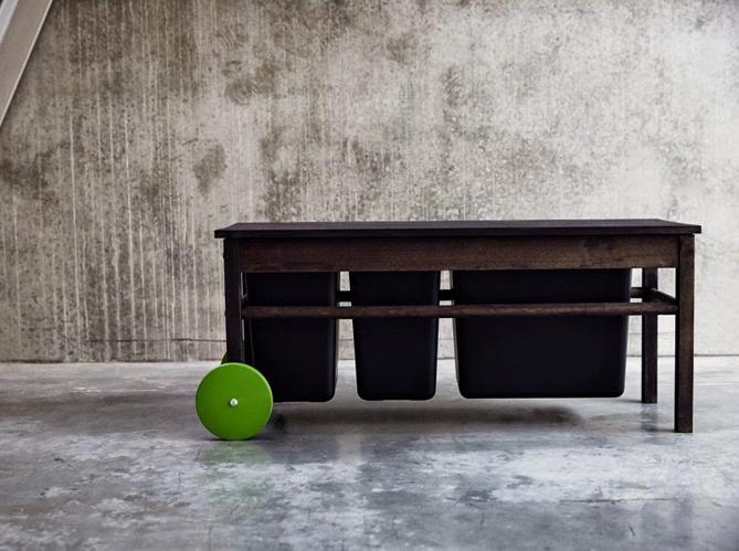 40 meubles super pratiques pour gagner de la place elle for Porte de champerret salon histoire
