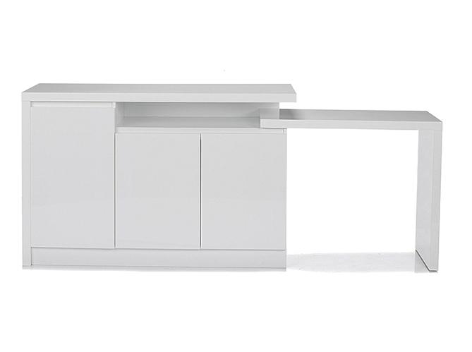40 meubles modulables pour optimiser l 39 espace elle for Table extensible avec rangement