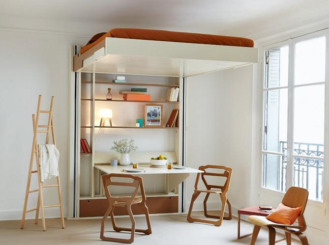 40 meubles modulables pour optimiser lespace - Elle Décoration